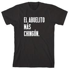 El Abuelito Mas Chingon Men's Shirt - ID: 2173 | eBay