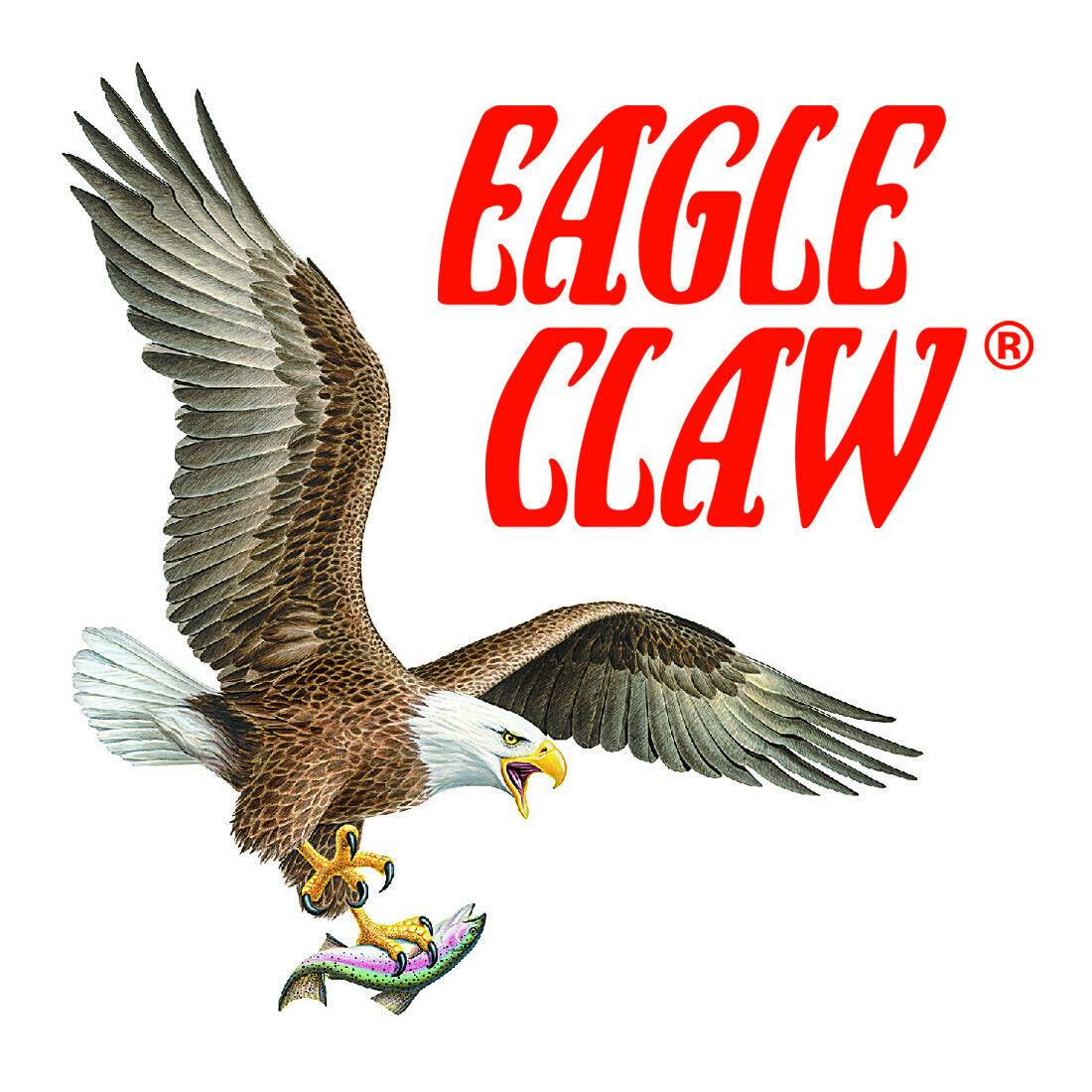 Eagle Claw Lazer Sharp 48 PCS CIRCLE HOOK  SEA GUARD 5//0 LONG SHANK USA MADE