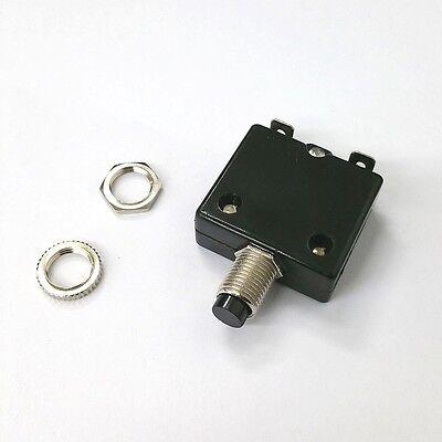 13 Amp Pushbutton Circuit Breaker Joemex Pe7413 13a