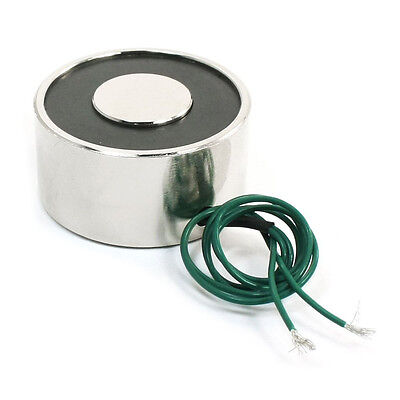 Xrn-xp40x20 12v 55lb 25kg Electric Lifting Magnet Electromagnet Solenoid 40mm Ed