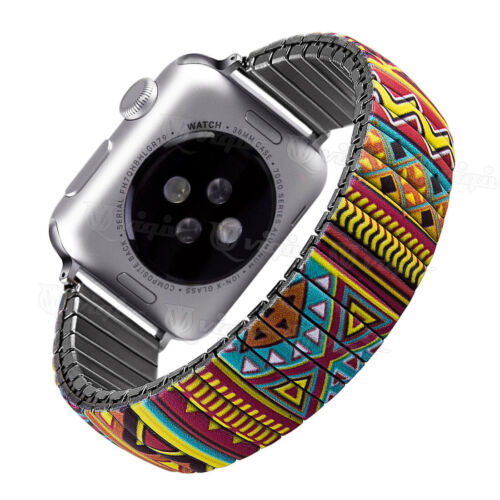 For Apple Watch Iwatch Elastic Stainless Steel Stretch Watch