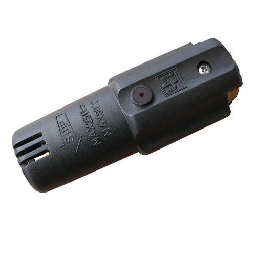General Pump ZROTOMAX3 Rotomax Adjustable Rotating Nozzle, 3500 PSI, Black