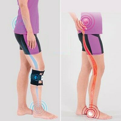 Brace Point Pad Be Active Therapeutic Leg Knee Pressure Pain Relief Acupressure