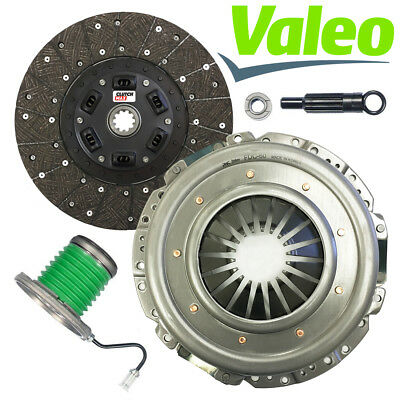 Used, VALEO-MAX STAGE 2 CLUTCH KIT & SLAVE CYL FOR 2005-2010 FORD MUSTANG GT 4.6L 8CYL for sale  Anaheim