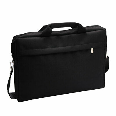 """uxcell 15.4"""" 15.6"""" Laptop Notebook Carry Bag Case Pouch Blac"""