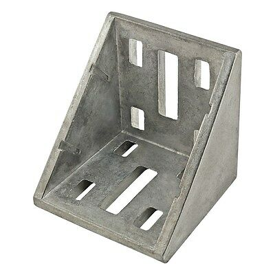 8020 Inc T-slot Aluminum 8 Hole Inside Corner Bracket 30 Series 14095 N