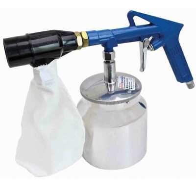 Pistola Chorreadora de Arena Kit con Accesorios