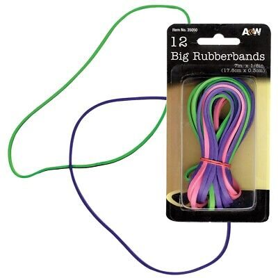Aw Big Rubber Bands