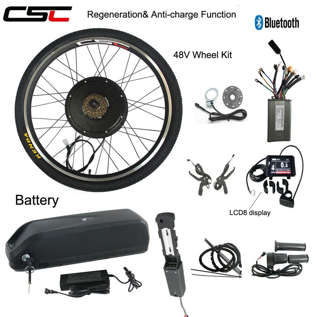 e bike conversion kit 48v 1500w electric