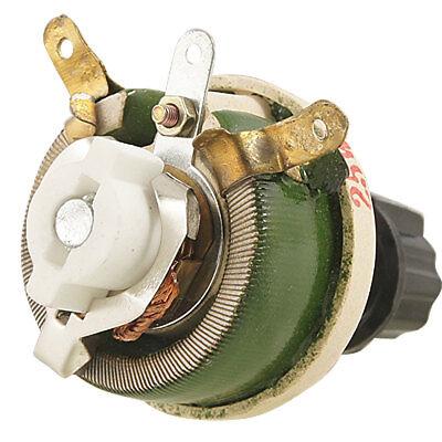 25 Watt 200 Ohm Ceramic Wirewound Potentiometer Variable Resistor