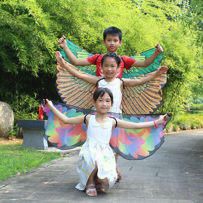 Butterfly Costume Kid Birds Children Girl Fairy Cosplay (Cosplay Fairy Wings)