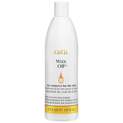 Off Wax (GiGi Wax Off - Wax Remover for the Skin 16oz)