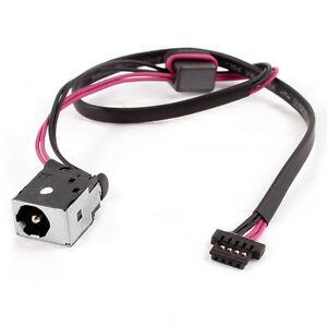 Nuevo-Acer-Aspire-un-D250-DC-conector-jack-conector-y-cable-4PIN