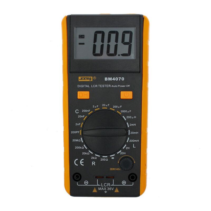 SZBJ BM4070 LCR Meter Inductance Capacitance Resistance Tester ED