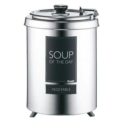 Dualit Soup Kettle Stainless Steel 71500 EBCE383-A