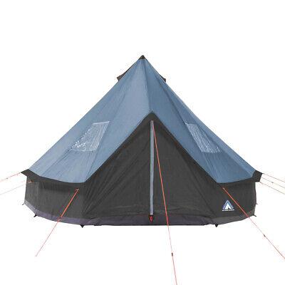 MOJAVE 400 Arona Tipi tenda famiglia 5-10 persone tenda da campeggio indiana