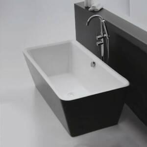 1700 X 800 X 600MM FS3 ACRYLIC FREE STANDING BATH TUB FS3 1700