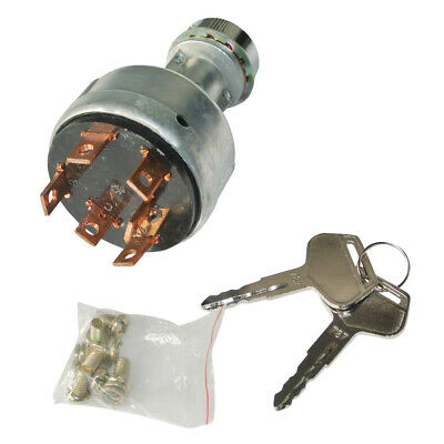 Ignition Switch Starting Switch Wt 6 Feet Fit Komatsu Pc-7 Pc120-6 Excavator