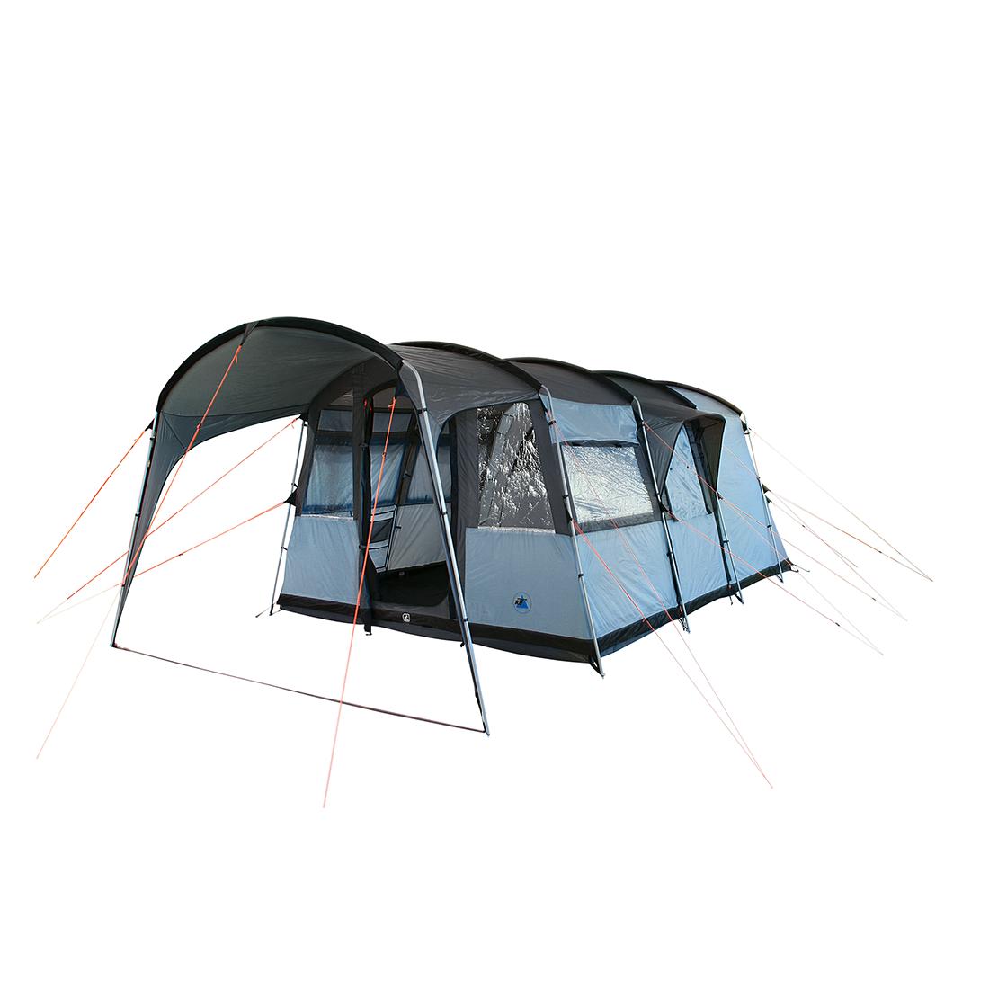 Bateman 4 Personen Zelt Tunnelzelt Familienzelt Camping… | 04260181765495