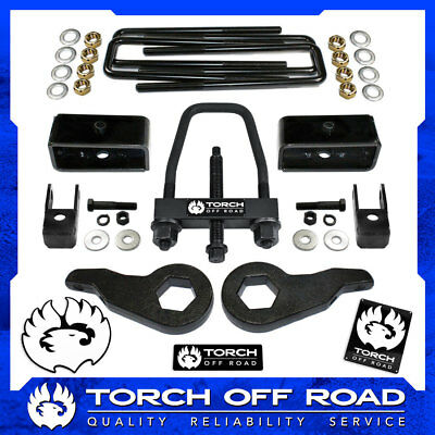 "3"" LIFT Kit 1999-2007 Chevy Silverado GMC Sierra 1500 4X4 4WD Tool Shock Ext"
