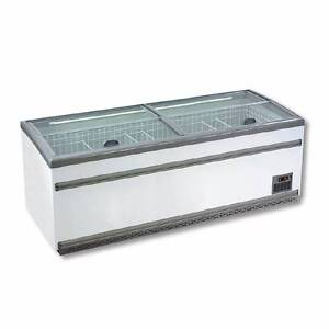 Commercial Chest Freezers ZCD-L250S Supermakert Island Dual Tempe Perth Perth City Area Preview