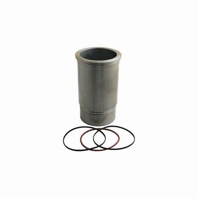 Cylinder Sleeve With Sealing Rings For John Deere Diesel Jd350 310 820 Jd300