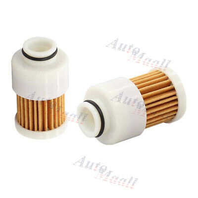 2 Fuel Filter For Yamaha Outboard 4Stroke 50hp 60hp 75hp Bodensee 90hp 115hp EFI, used for sale  USA