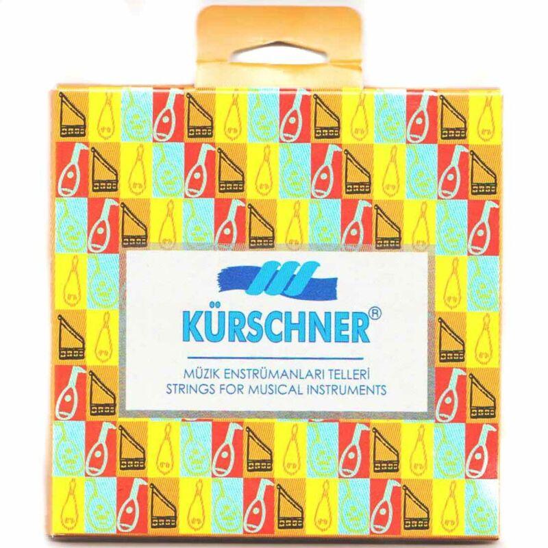 Original Kurschner For Arabic Oud Ud Strings Set - Medium Tension