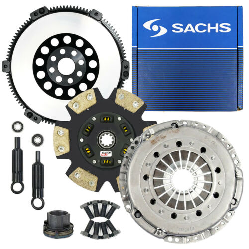 SACHS STAGE 4 PERFORMANCE CLUTCH KIT+FLYWHEEL BMW M3 Z3 M COUPE ROADSTER S50 S52