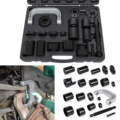 Master Ball Joint Press Service Adapter Set Tool Kit U-Joint Removal For Ford GM Ball Joint Service Set