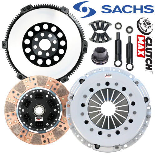 STAGE 3 DF CLUTCH KIT+SACHS BEARING+CHROMOLY FLYWHEEL BMW M3 Z3 M COUPE ROADSTER