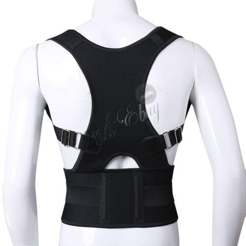 Unisex Kids Adults Posture Corrector Vest back Brace ...