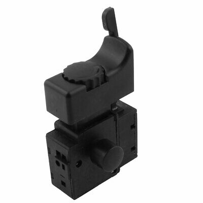FA2-6/1BEK AC 250V 6A Cierre Taladro Eléctrico Interruptor De Gatillo Negro