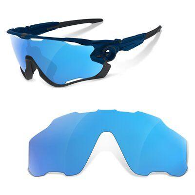 Sunglasses Restorer Polarisierte Ersatzgläser Ice Blue für Oakley Jawbreaker