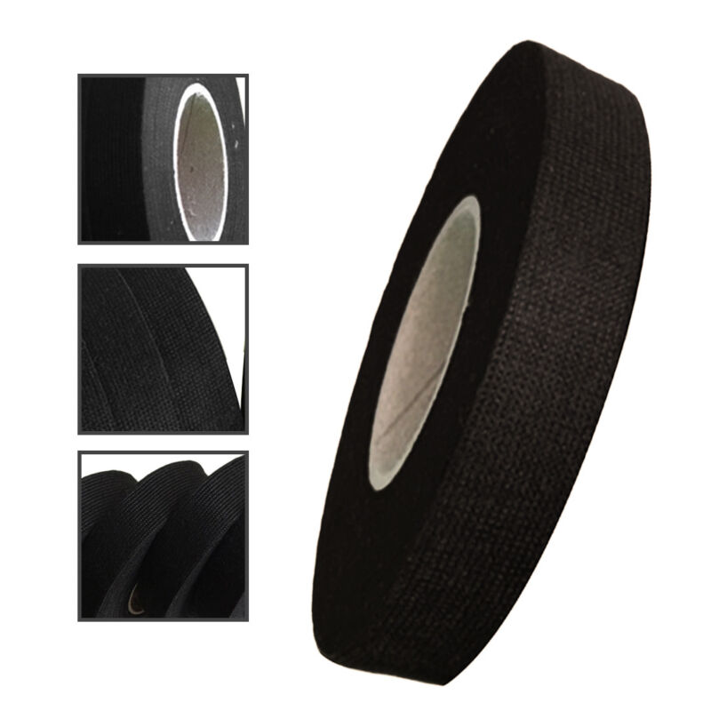 Details about New 19mmx15m Tesa Coroplast Adhesive Cloth Tape for Cable on