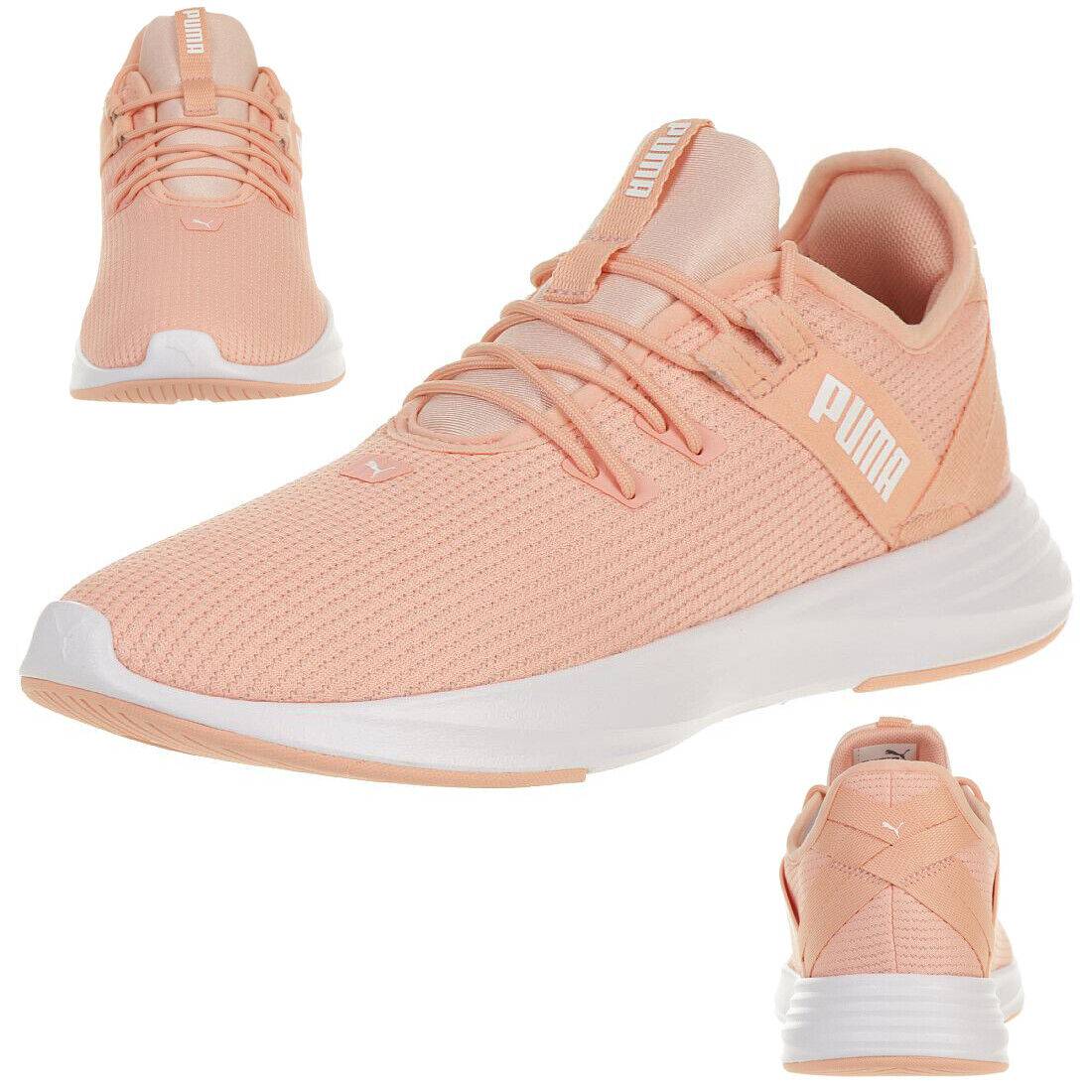Puma Radiate XT WNs Damen Sneaker Laufschuh Fitness pink 192237 04