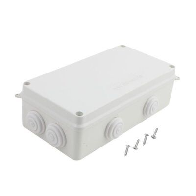 Lemotech Abs Plastic Dustproof Waterproof Ip65 Junction Box Universal Electrical