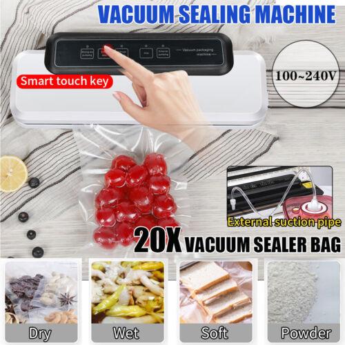 US Food Saver Vacuum Sealer Seal A Meal Machine Foodsaver Se