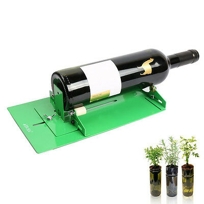 AGPtek 2016 Long Glass Bottle Cutter Machine Cutting Tool For Wine Bottles