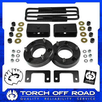 "3"" Lift Kit 2007-2019 Chevy GMC Silverado Sierra 1500 Upper Lower Spacer 2WD 4X4"