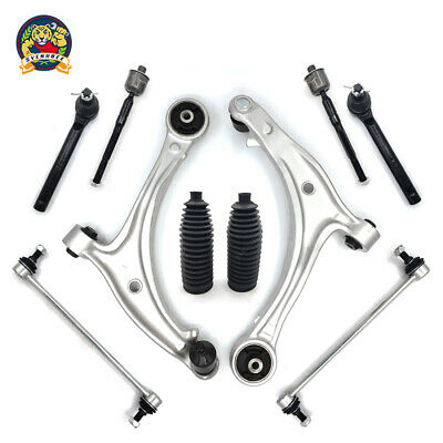 For 2005-2010 Honda Odyssey 10pc Front Lower Aluminum Control Arm Suspension Kit