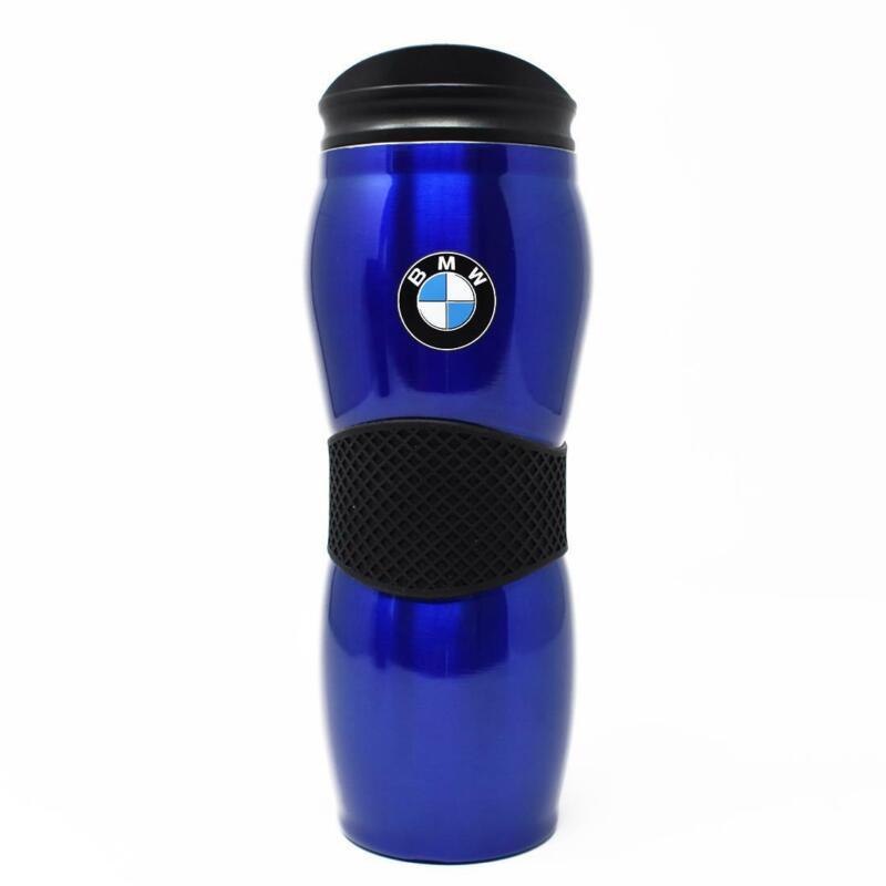 BMW Gripper Travel Mug - Blue