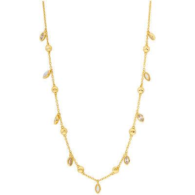 Gorjana Rumi Confetti Adjustable Gold 18 inches Necklace 185114160G