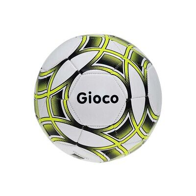 Gioco Midi Kids Training Football Ball White/Yellow/Black - Size 2