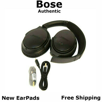 Bose QuietComfort 35 Series II Noise Cancelling Wireless Headphones Black