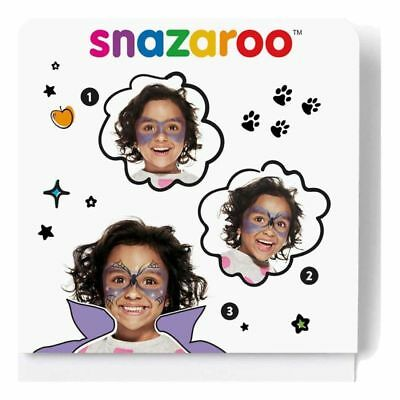 Mini SNAZAROO WITCH Makeup Kit HALLOWEEN Face Paint Spooky Horror Scary Kids