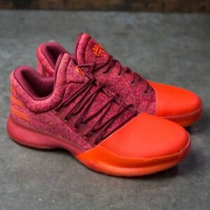 e8664c33d962 discount adidas harden ls sweet life pink white for sale d3d55 83840   wholesale mens adidas harden vol.1 burgundy scarlet energy 4f19e cd664