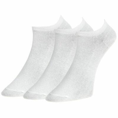 Paar Low Cut Sock (3 Paar Lotto Low Cut Sneaker Socken Gr. 35 - 46 Unisex Kurzsocke Füßlinge weiss)