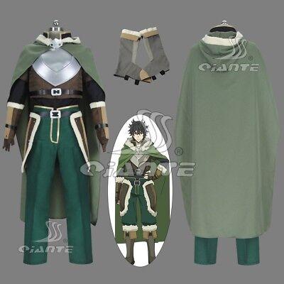 The Rising Of The Shield Hero Naofumi Iwatani Cosplay Costume Comic Con Outfit - Comic Con Costumes