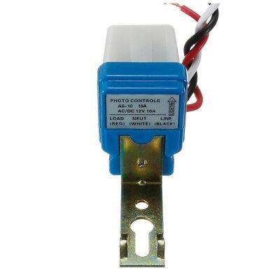 Ac Dc 12v 10a Automatic Lamp Twilight Switch Light Sensor Twilight Switch U4w1